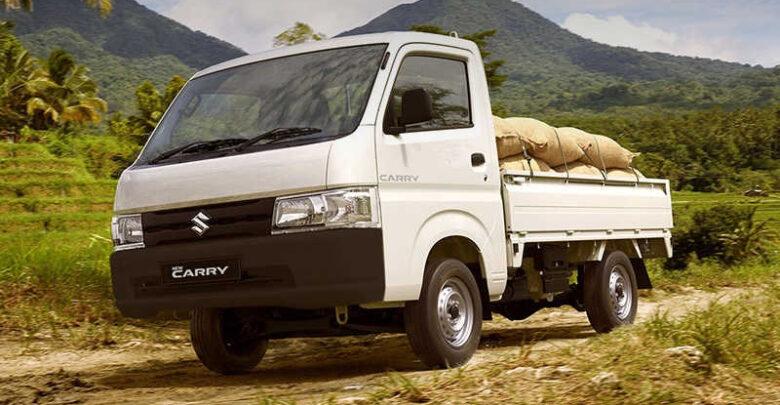 Spesifikasi Suzuki New Carry Pick Up