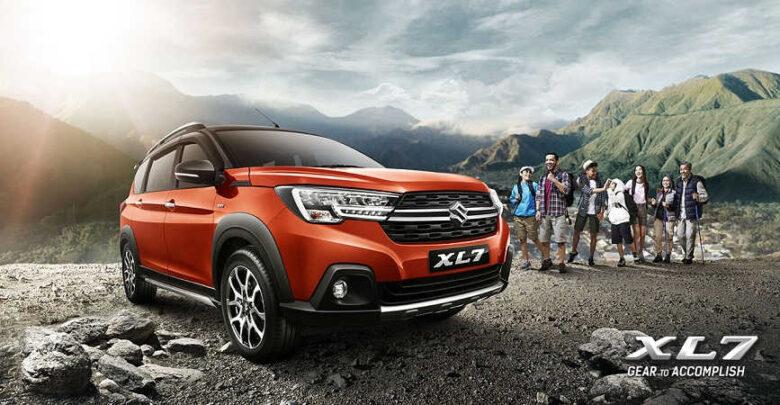 Spesifikasi Suzuki XL7