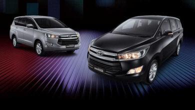 Spesifikasi Toyota Kijang Innova Reborn