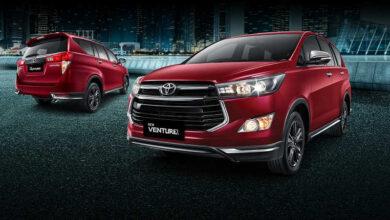 Spesifikasi Toyota Venturer