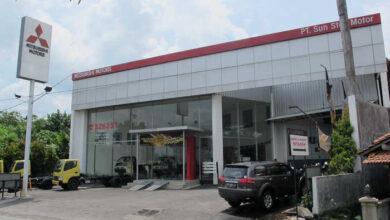 Dealer Mobil Mitsubishi Klaten
