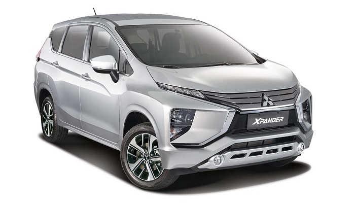 Eksterior Mitsubishi Xpander