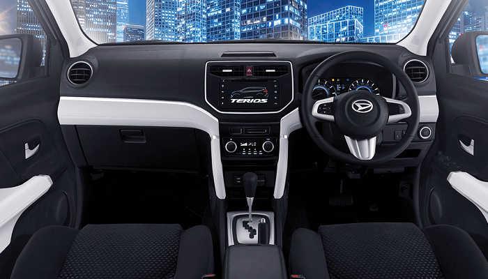 Fitur Daihatsu All New Terios