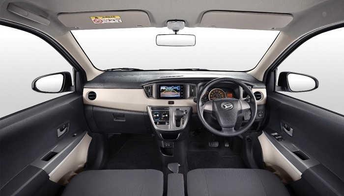 Fitur New Daihatsu Sigra