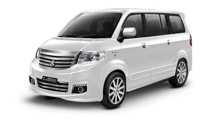 Harga Suzuki APV Arena Luxury