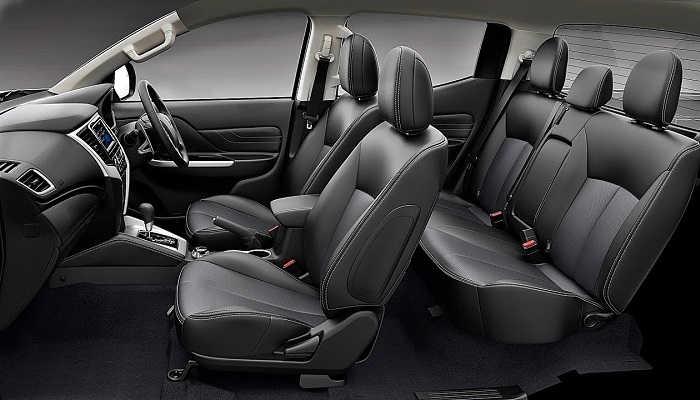 Fitur Mitsubishi Triton