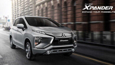 Spesifikasi All New Mitsubishi Xpander