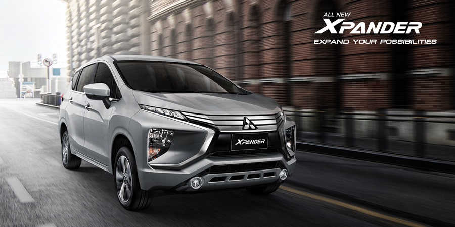 Spesifikasi All New Mitsubishi Xpander