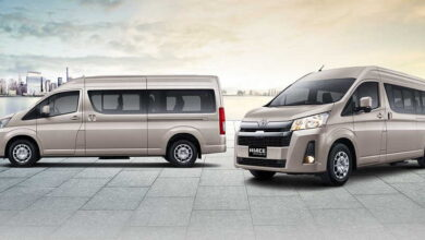 Spesifikasi All New Toyota Hiace Premio