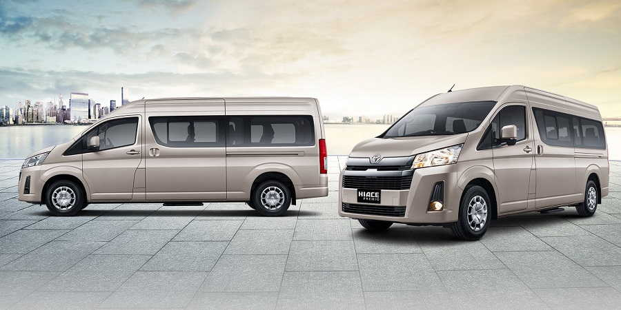 Spesifikasi All New Toyota Hiace Premio