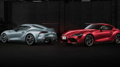 Spesifikasi All New Toyota Supra GR