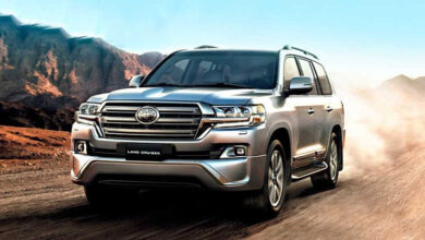 Spesifikasi New Toyota Land Cruiser