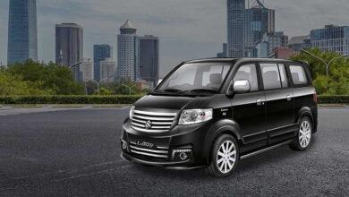 Spesifikasi Suzuki New APV Arena Luxury