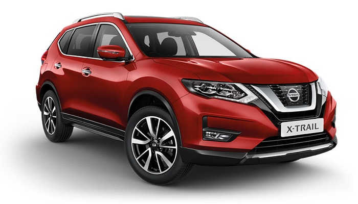 Eksterior All New Nissan X Trail 2020