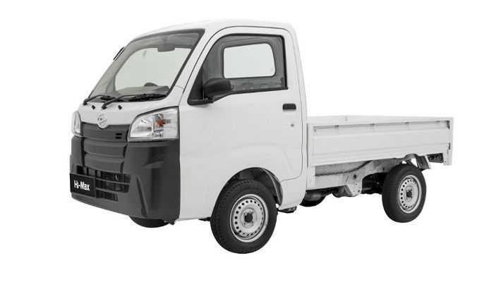 Eksterior Daihatsu Hi-Max