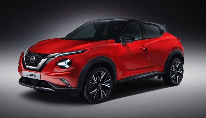 Eksterior New Nissan Juke