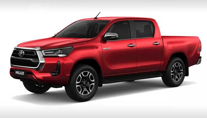 Exterior All New Toyota Hilux