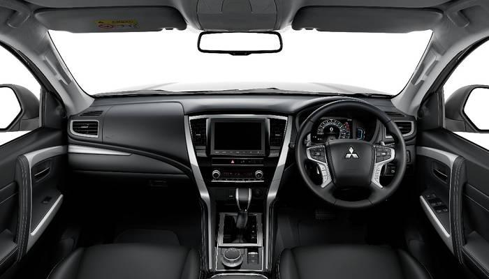 Fitur All New Mitsubishi Pajero Sport