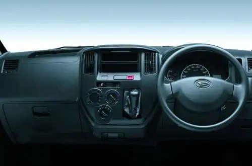 Interior Daihatsu Gran Max Pick Up