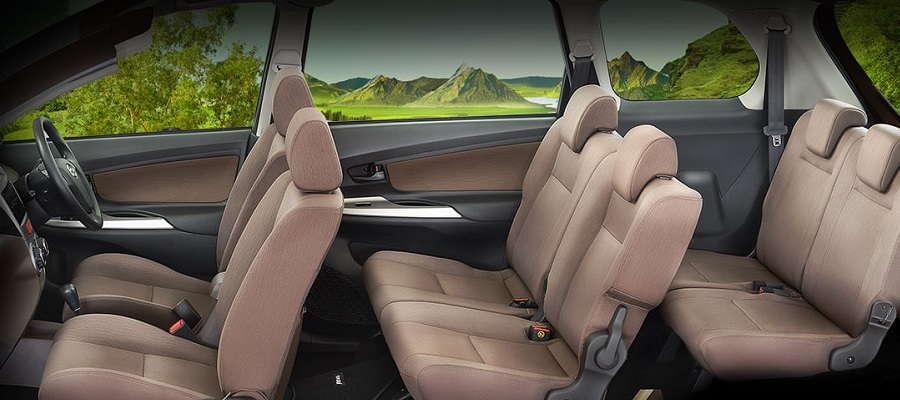 Interior Daihatsu Grand New Xenia Terbaru
