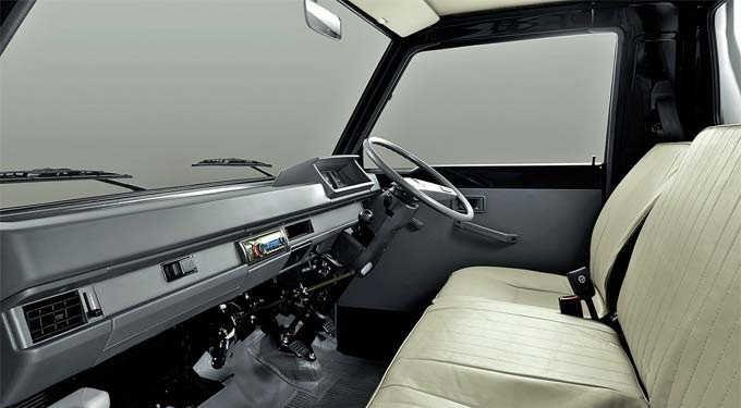 Interior Mitsubishi Colt L 300