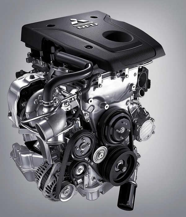 Mesin All New Mitsubishi Pajero Sport