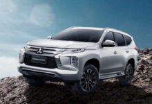 Spesifikasi All New Mitsubishi Pajero Sport Facelift 2020