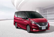 Spesifikasi All New Nissan Serena Facelift 2020