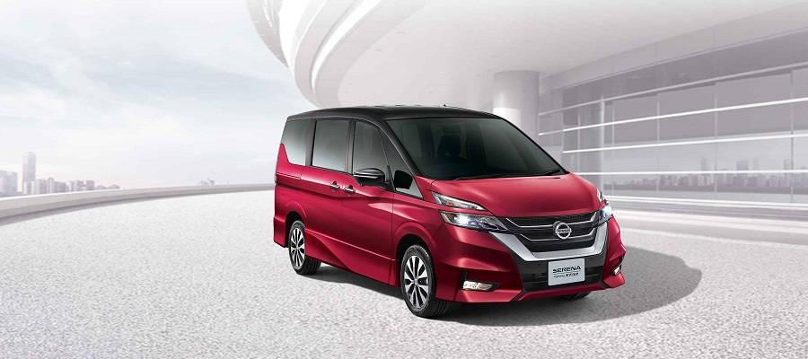 Spesifikasi All New Nissan Serena Facelift 2020