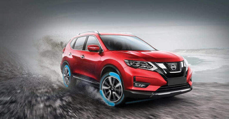 Spesifikasi All New Nissan X-Trail 2020