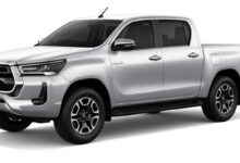 Spesifikasi All New Toyota Hilux