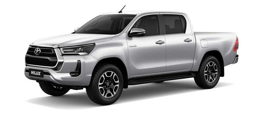 Spesifikasi All New Toyota Hilux