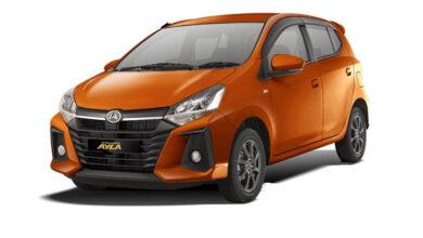 Spesifikasi Astra Daihatsu New Ayla 2020