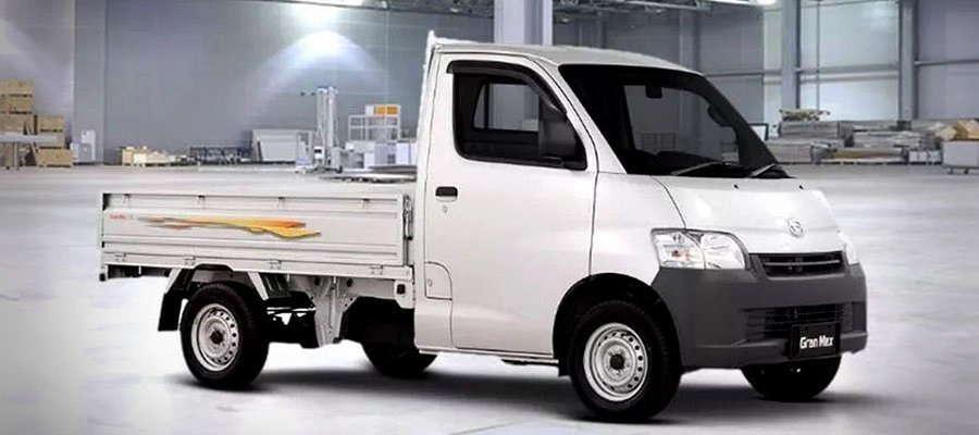 Spesifikasi Daihatsu GranMax Pick Up