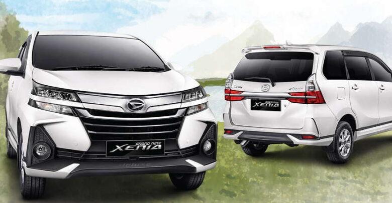 Spesifikasi Daihatsu Grand New Xenia