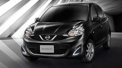 Spesifikasi New Nissan March