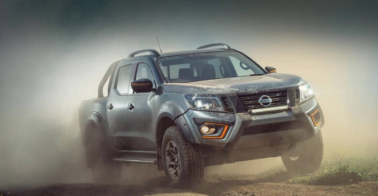 Spesifikasi New Nissan Navara 2020