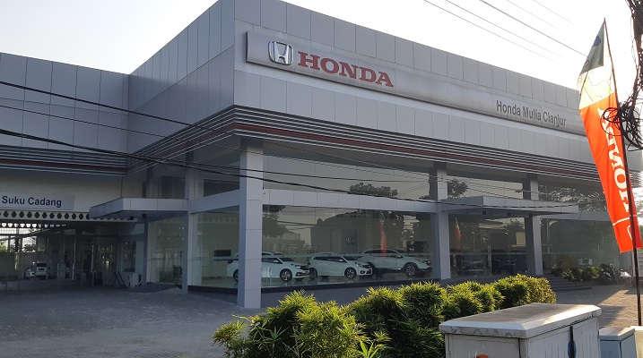 Dealer Mobil Honda Cianjur