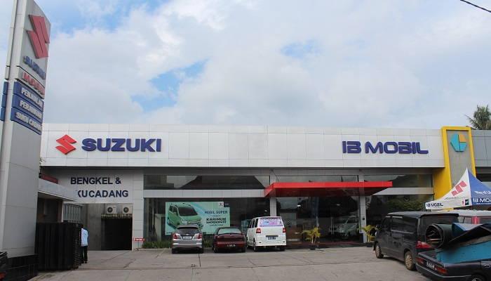 Dealer Mobil Suzuki Garut